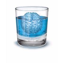 Molde Para Hielos Cerebro