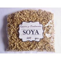Soya Texturizada Especias Vegetariana Vegana 1 Kilo