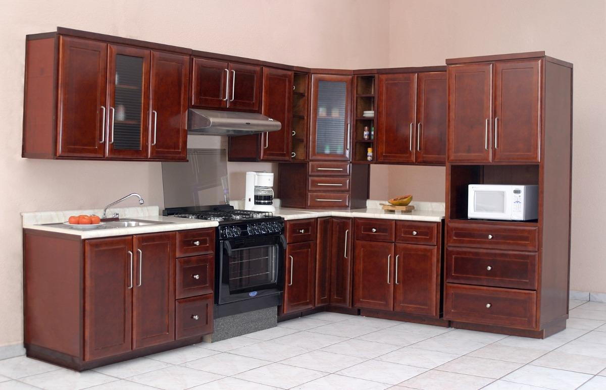Pin cocina integral on pinterest for Cocinas integrales de madera