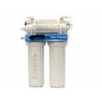 Filtro, Purificador Agua Residencial 4 Etapas