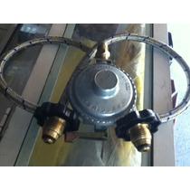Regulador De Gas 2 Vias