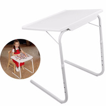 Mesa Plegable Multiusos Practica Portatil Table Mate 6altura