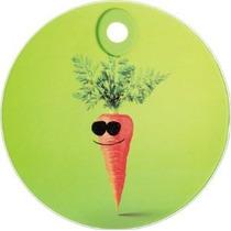 Encimera Protector - Kitchen Craft Zanahoria Modelo Redondo