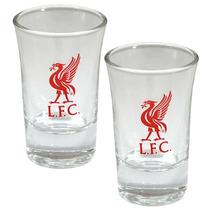 Disparo De Vidrio - Liverpool 2pk Oficial Fútbol Vodka