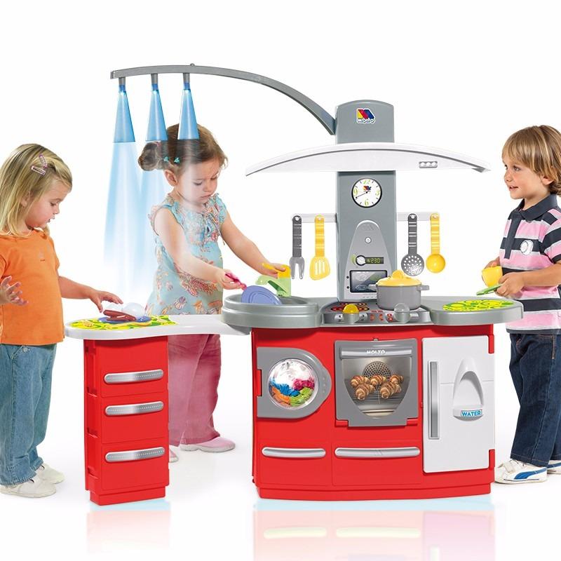 Cocinita electronica cocina para casita de ni as 2 399 for Cocina de juguete