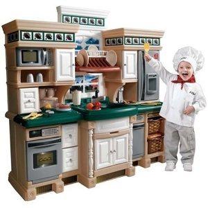 Cocinita step2 grande juguete juego cocina chef deluxe op4 6 en mercadolibre - Cocina de juguete step 2 ...