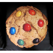 Cojín Decorativo Galleta Chocolate