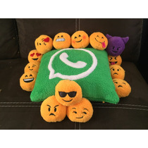 Cojines Emojis Reales Whats App