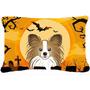 Papillon De Halloween Tela Almohada Decorativa Bb1806pw1216