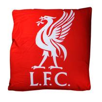 Liverpool Bandas - Cresta Roja 37x 37cm 100% Microfibra