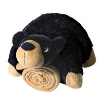 Cojin De Mascota Con Frazada Ozie