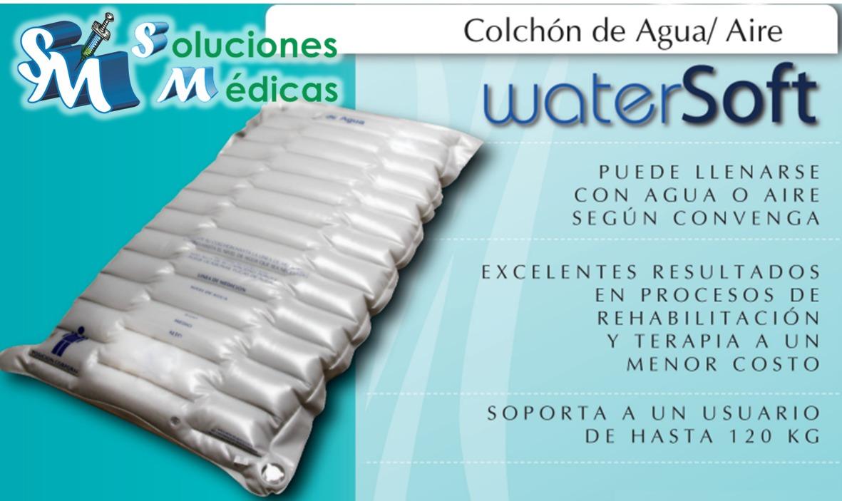 colch n de agua aire envio gratis para rehabilitacion