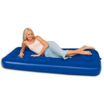 Colchon Cama Inflable Individual Ozar Trail Campismo Lqe