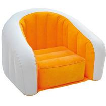 Sillon Sofa Inflable Infantil Niño 4 A 14 Edad Importada E4f