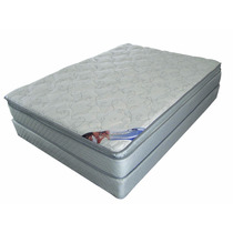 Colchon Therapy Foam King Size 5años Garantia Sin Resortes