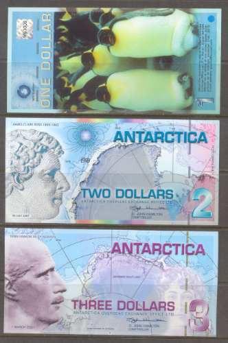 50 Yuan China (Training Notes) Coleccion-de-3-billetes-de-la-antartica-de-polimero-3741-MLM46477844_3475-O