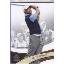 2013 Sp Authentic Golf Tiger Woods