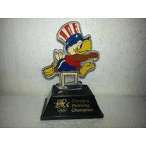 Trofeo Mascota Águila Sam Olimpiadas Angeles 1984 Colección