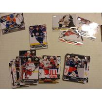 Lote De 3000 Tarjetas De Hockey