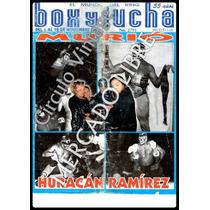 Revista Muerte De Huracan Ramirez,incluye Poster!!!