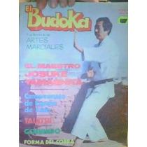Revista El Budoka.artes Marciales .karate.1983.vintage.