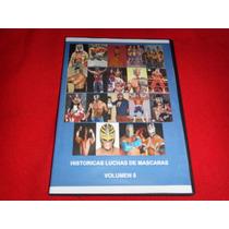 Lucha Libre - Luchas De Mascaras En Dvd Vol.8