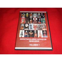 Lucha Libre - Luchas De Mascaras En Dvd Vol.7