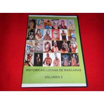 Lucha Libre - Luchas De Mascaras En Dvd Vol.5
