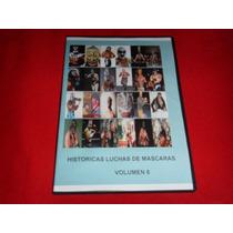 Lucha Libre - Luchas De Mascaras En Dvd Vol.6