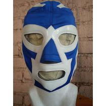 Máscara De Lucha Libre Profesional Modelo Huracán Ramírez