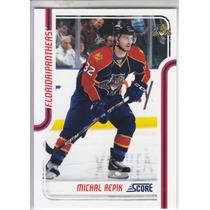 2011-2012 Score Glossy Michal Repik Rw Florida Panthers Nhl