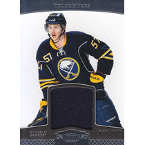 2011 - 2012 Dominion Jersey Tyler Myers D Sabres /100