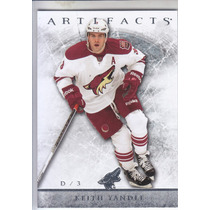 2012 - 2013 Artifacts Keith Yandle D Coyotes