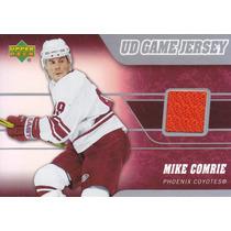 2006 - 2007 Upper Deck Mike Comrie C Phoenix Coyotes