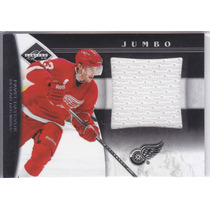 2011 - 2012 Limited Jumbo Jersey Pavel Datsyuk Red Wings /99