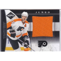 2011 - 2012 Limited Jumbo Jersey Chris Pronger Phi Flyer /99