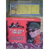 Boleto Entrada Programa Carreras Nascas Phoenix 13 Nov 2005
