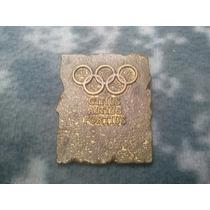 Nudo De Corbata Texana Del Comite Olimpico Internacional