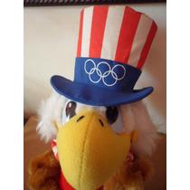 Juegos Olimpicos Los Angeles 1984 Peluche Sam The Eagle