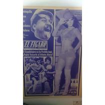 Periódico Antiguo El Figaro Olga Breeskin 1972