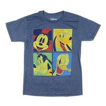 Disney Mickey Mouse Goofy Pluto, Donald Duck Camiseta Estamp