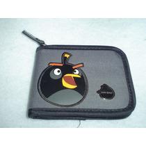 Cartera De Angry Birds Bomb Original Y Nueva