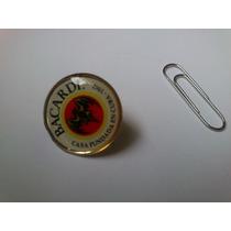 Pin Coleccionable Bacardi