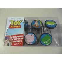 Toy Story Ganchos Para Cortina De Baño Op4