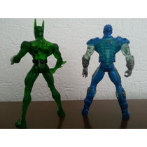 Batman Y Sr.frio ( Figuras )