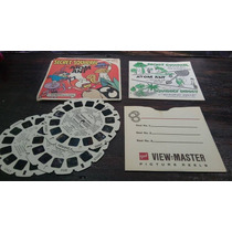 Disco View Master Hanna Barbera Antiguo