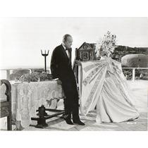 Foto Elizabeth Taylor Noel Coward Boom Joseph Losey 1968