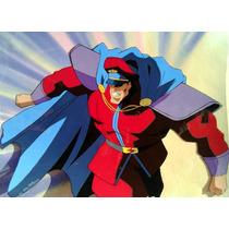 Original Capcom Frame De Streetfighter Street Fighter
