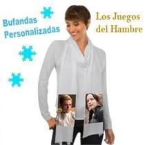 Bufanda De Los Juegos Del Hambre, The Hunger Games, Sinsajo