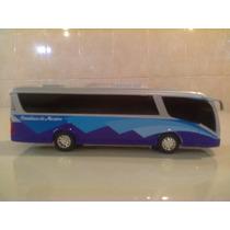 Autobus A Escala Linea Omnibus De Mexico De Coleccion